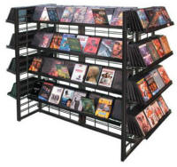 Mobile DVD Displays