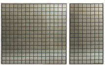 "3"" On Center Grid Panels"